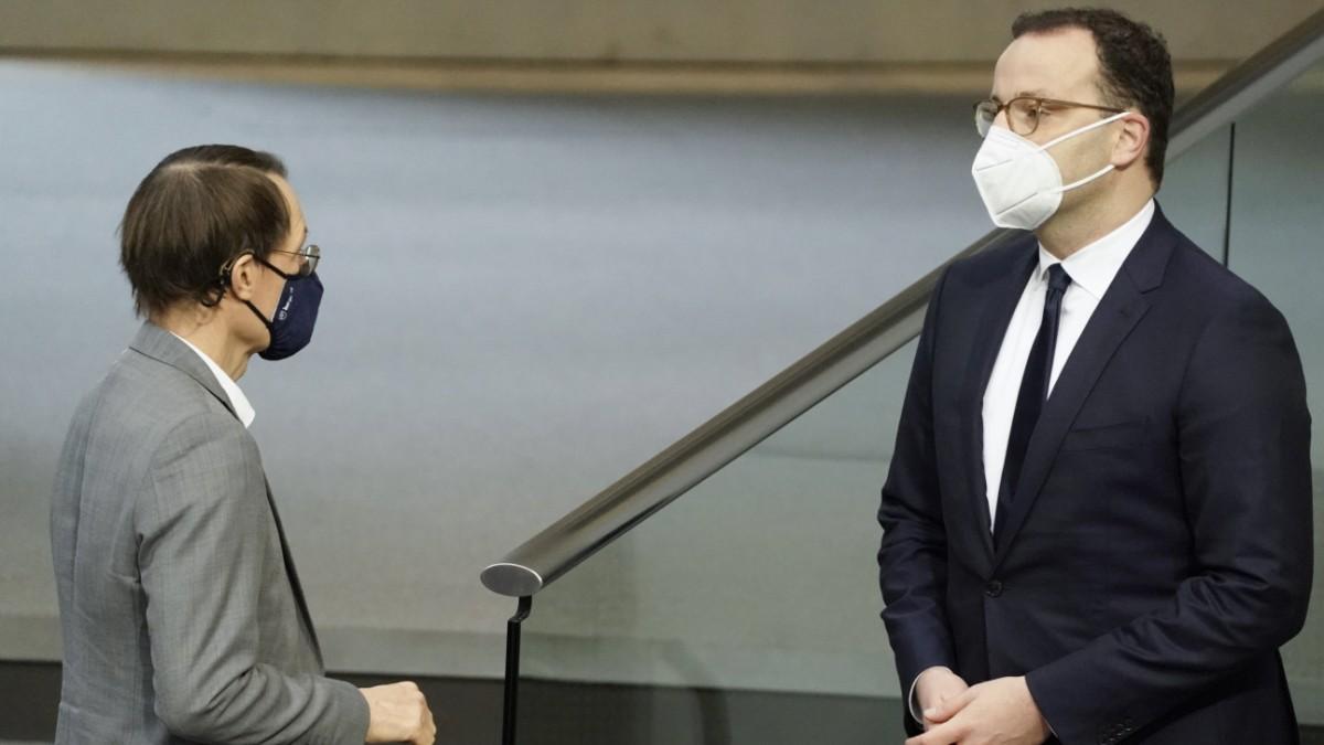 Corona News: RKI meldet 22 268 Neuinfektionen