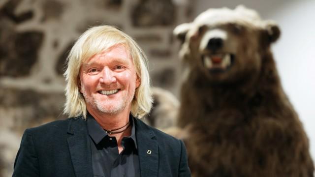 Ausstellung 'Mit den Grizzlys durch Alaska'