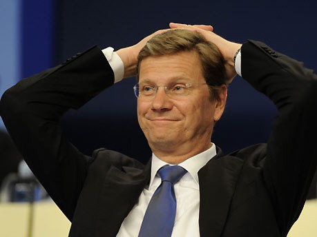 Guido Westerwelle, ddp