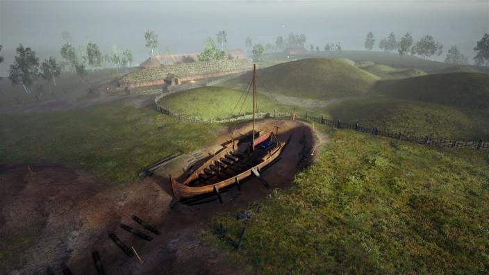 Schiffsgrab
