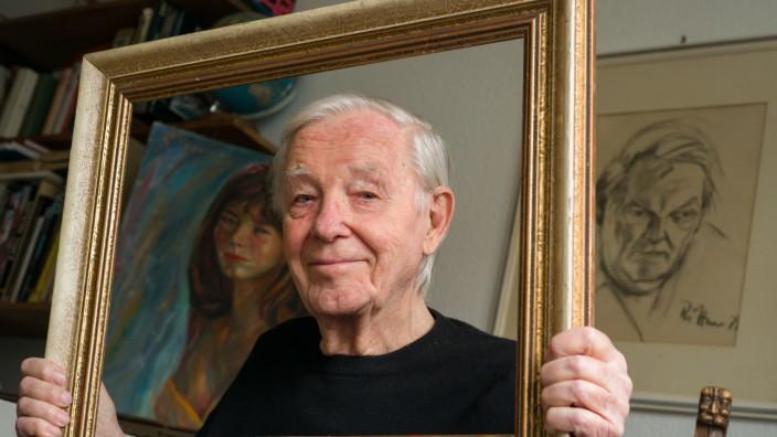 Porträtmaler Günter Rittner ist gestorben
