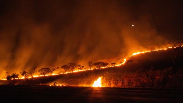 Brände in Brasilien