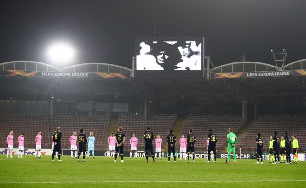 Europa League - Group J - LASK Linz v Royal Antwerp