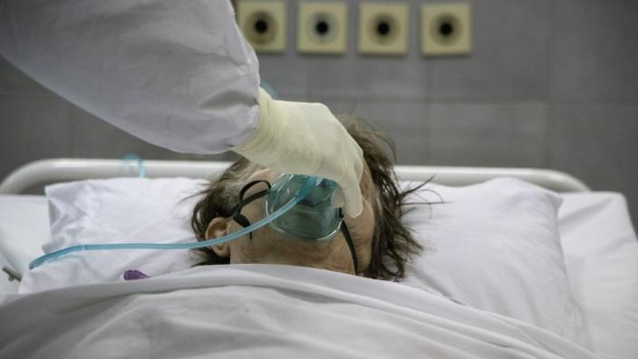 Outbreak of the coronavirus disease (COVID-19) in Belgrade