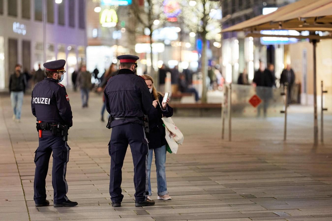 """Antiszemita támadás Bécsben: """"az összes zsidót meg kell ölni"""""""