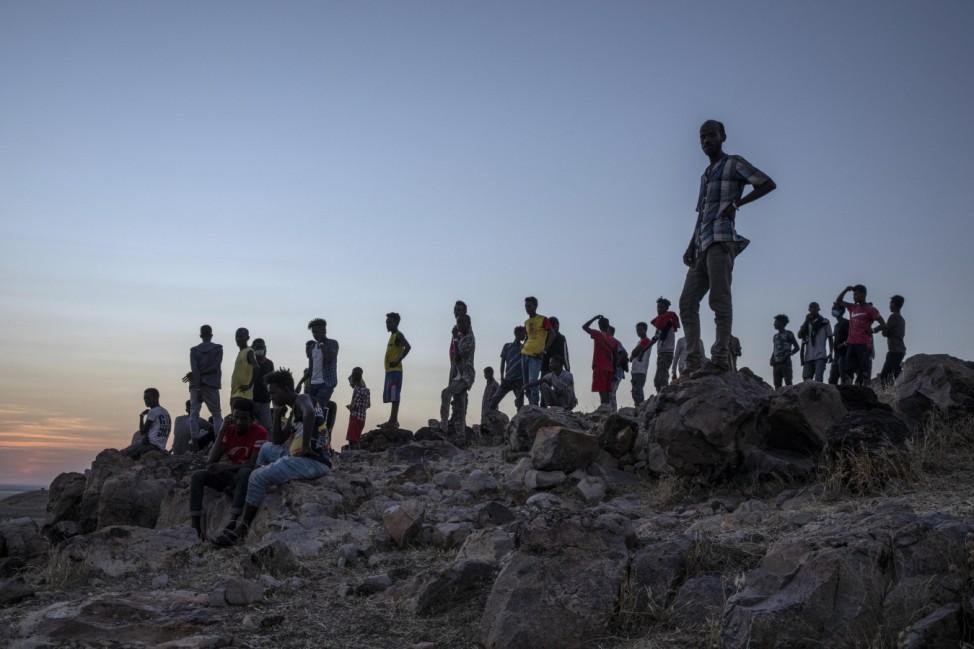 Konflikt in Äthiopien - Sudan