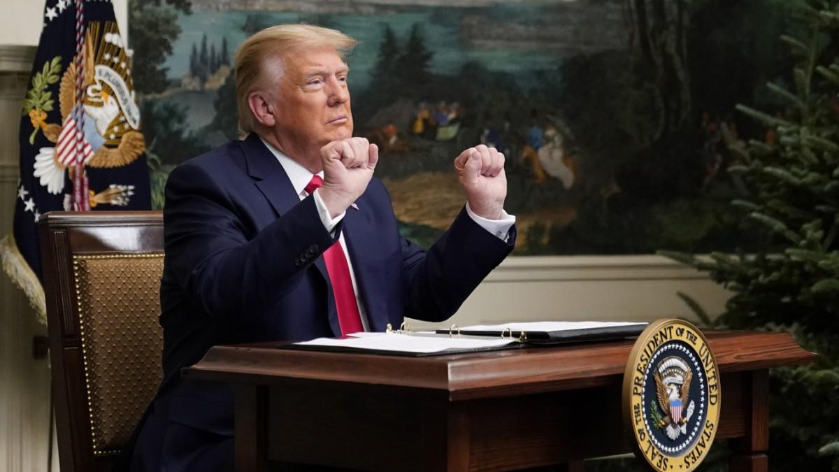 Angeblicher Wahlbetrug: Donald Trumps löchrige Lügen