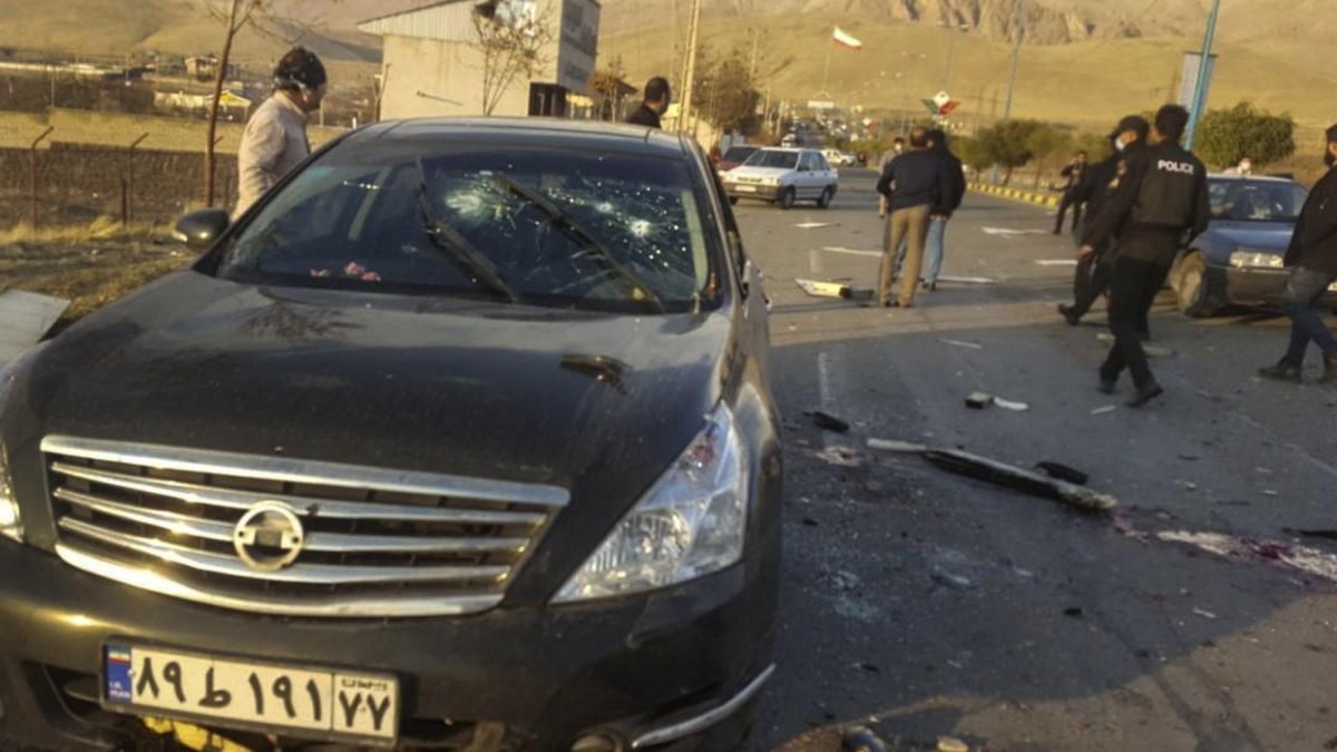 Tödlicher Anschlag auf iranischen Nuklearwissenschaftler