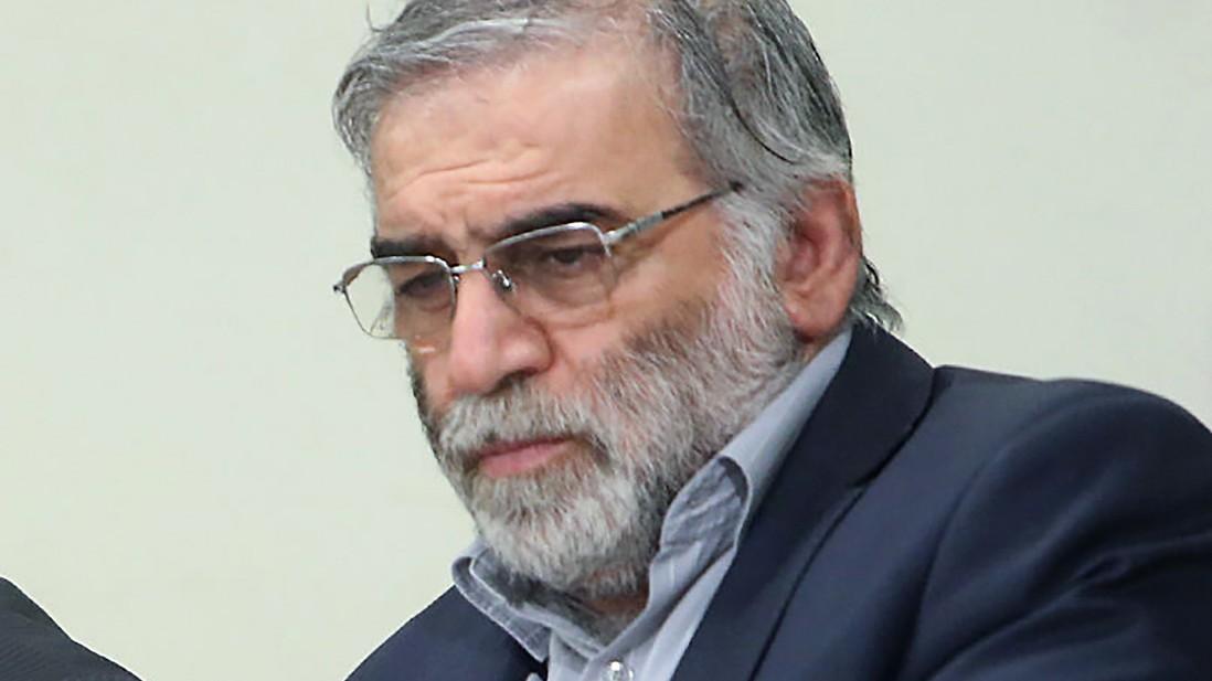 Iran - Attentat auf Atomphysiker Mohsen Fakhrizadeh