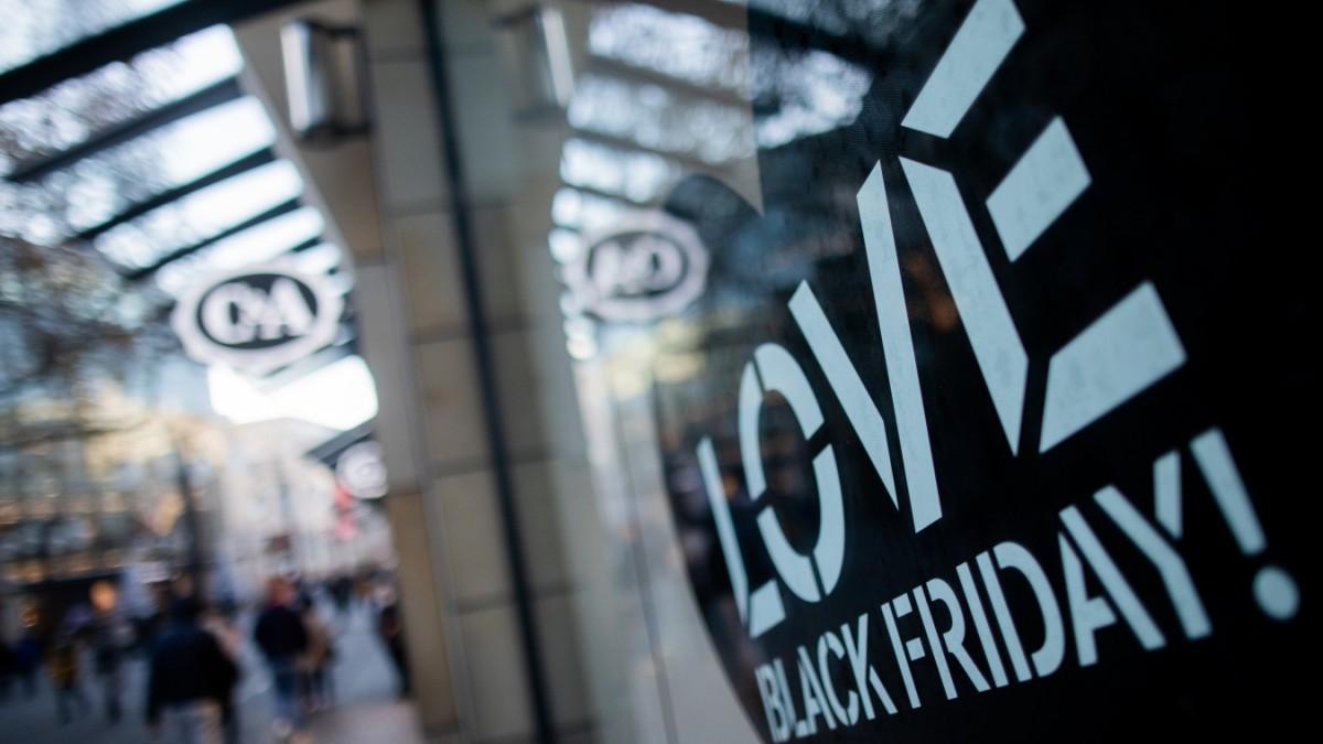 "Corona News: Großer Andrang am ""Black Friday"" in NRW"