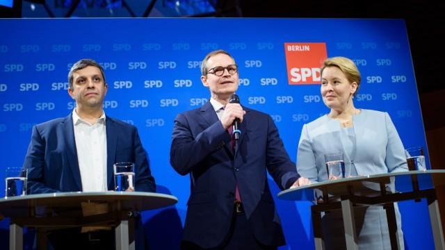 Die Berliner SPD