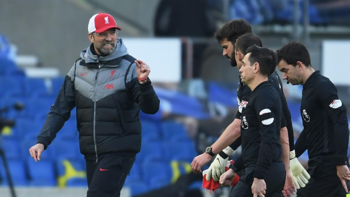 Premier League: Liverpool stolpert erneut
