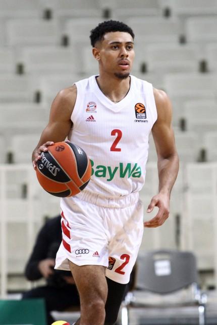 Euroleague Basketball Saison 2020-2021 Olympiahalle OAKA Athen, 27.11.2020 Panathinaikos OPAP Athen - Bayern München 83