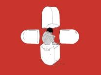 Schweiz: Niemand wird uns stören