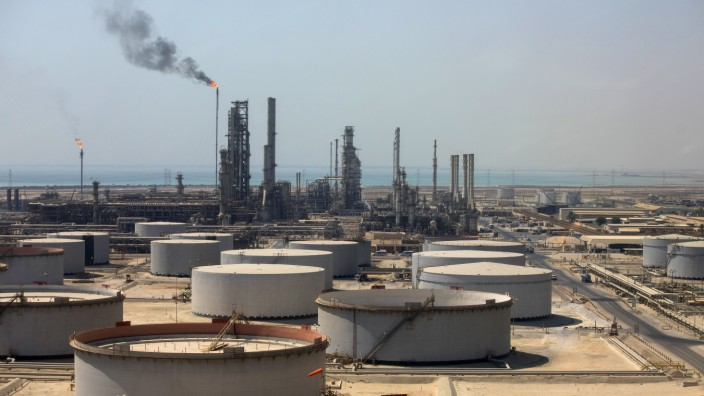 This Is Where Saudi Arabia Gets Its Oil