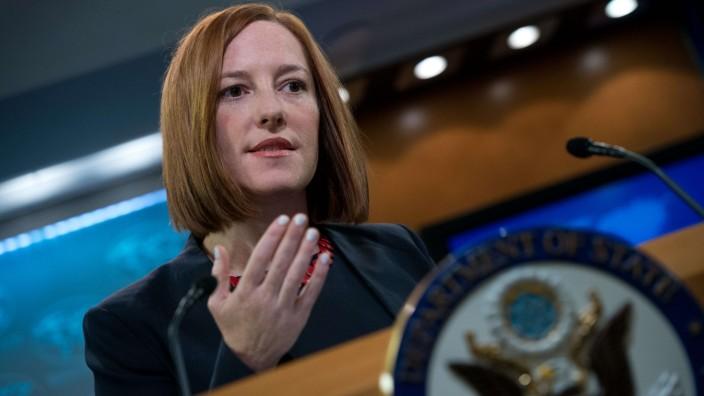 Jennifer Psaki: Neue Sprecherin des Weißen Hauses