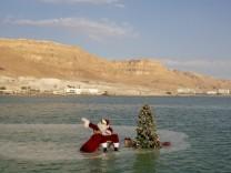 Coronavirus - Vor Weihnachten in Israel