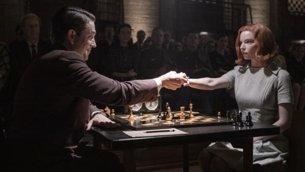 Pressebild The Queen's Gambit, Netflix