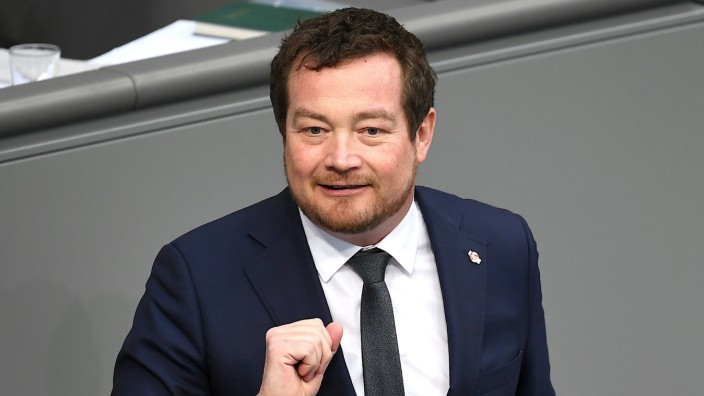SPD-Innenpolitiker Uli Grötsch