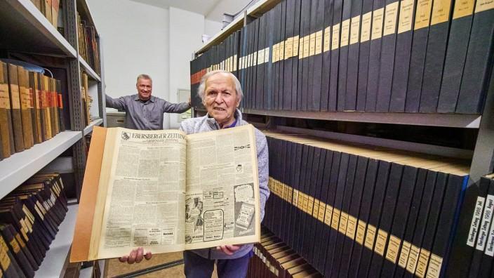 Stadtarchiv - Forthuber Zeitungssammlung
