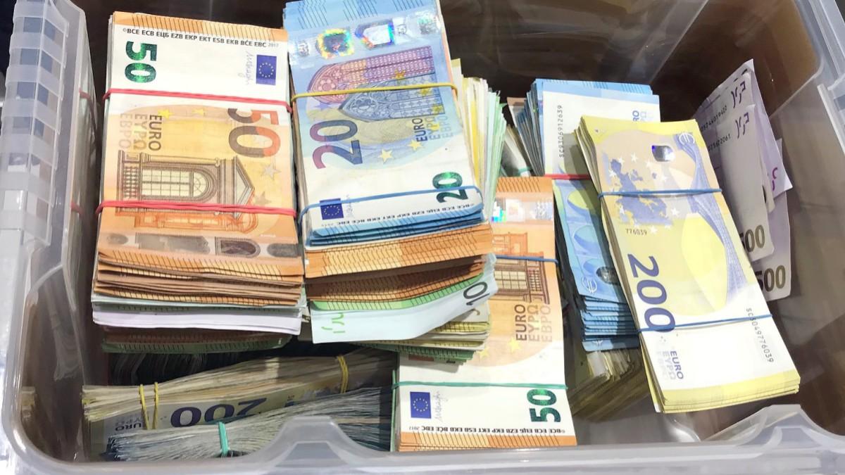 Finanzkriminalität: Folge dem Geld