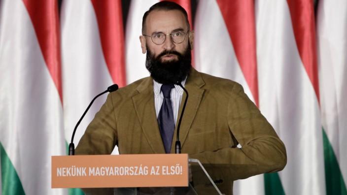 Fidesz-Politiker József Szájer