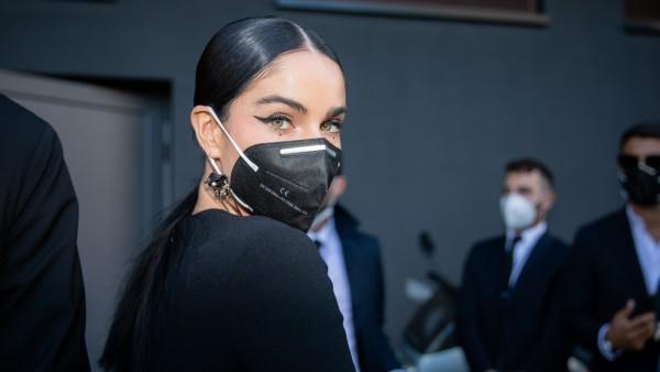 Celebrity Sightings: September 27 - Milan Fashion Week Spring/Summer 2021