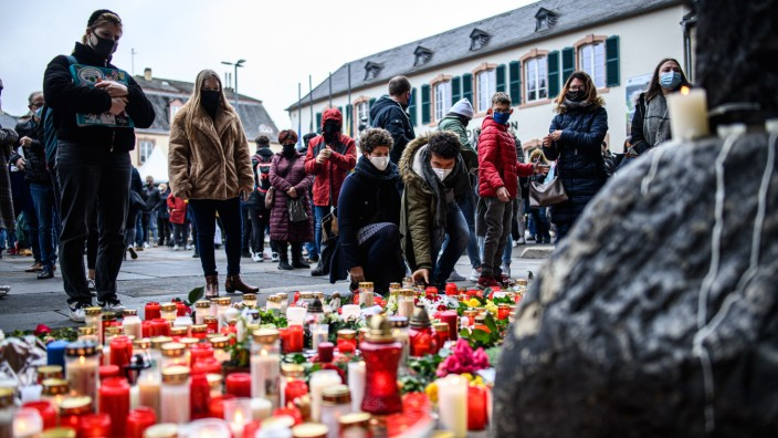 Trier Death Toll Rises To Five Following Motorist's Attack