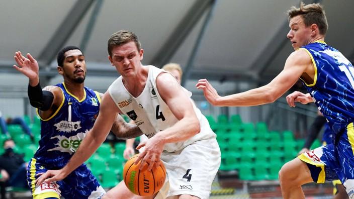 06.11.2020 - Basketball - Saison 2020 2021 - 2. Bundesliga Pro-A - 4. Spieltag: Nürnberg Falcons Basketball Club NBC - P