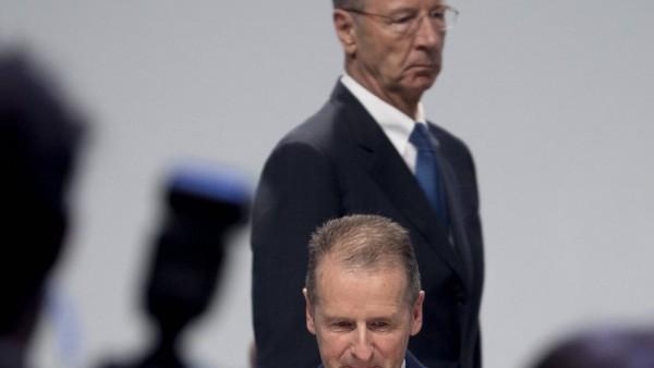 Poetsch Diess Volkswagen DEU Deutschland Germany Berlin 14 05 2019