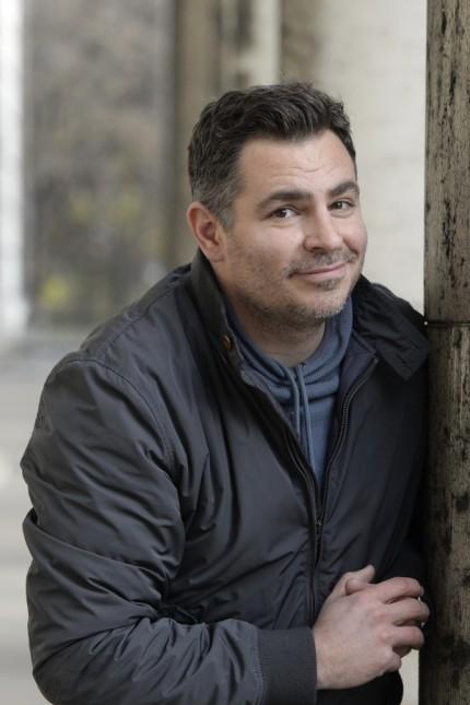 Der Schauspieler Paul Sedlmeir