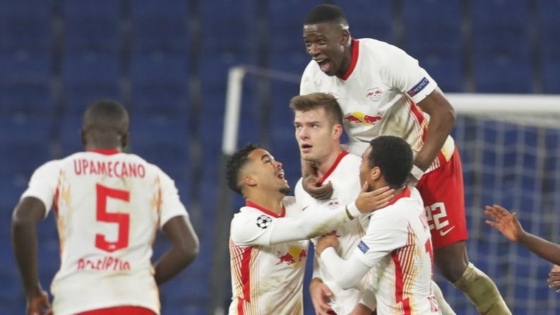 Champions League: Leipzig siegt im Sieben-Tore-Spiel