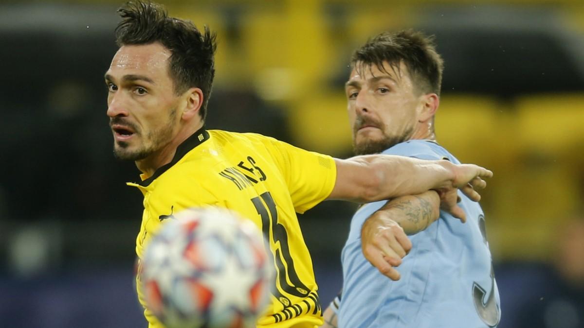 Champions League: Der BVB macht das Achtelfinale klar
