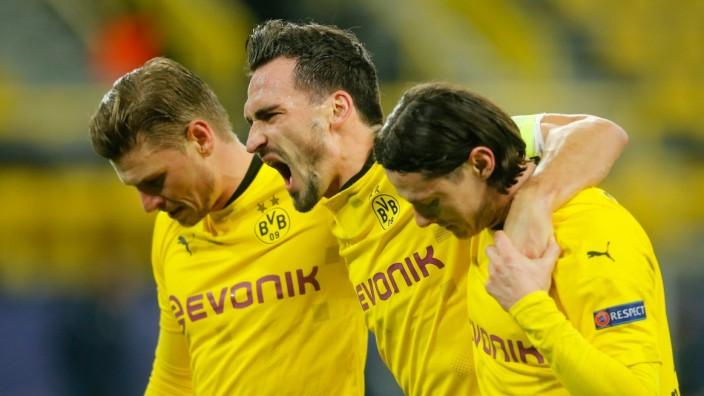 Champions League - Group F - Borussia Dortmund v Lazio