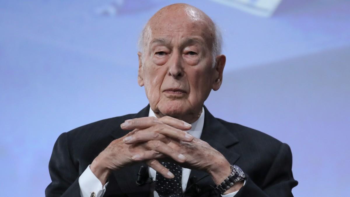Frankreich: Ex-Präsident Giscard d'Estaing ist tot