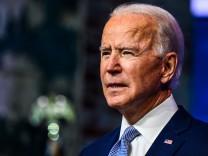 Blog zur US-Wahl: Bidenwarnt Amerikaner vor 250 000 weiteren Corona-Toten