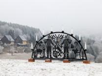 Corona-Hotspot Sachsen: Freistaat unter Verschluss