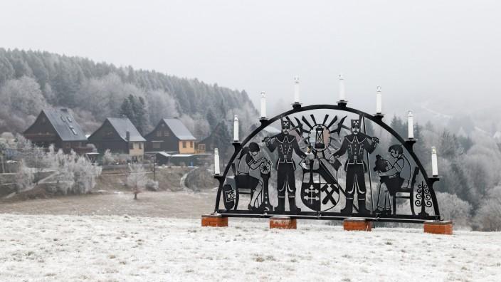 Coronavirus - Situation im Erzgebirge