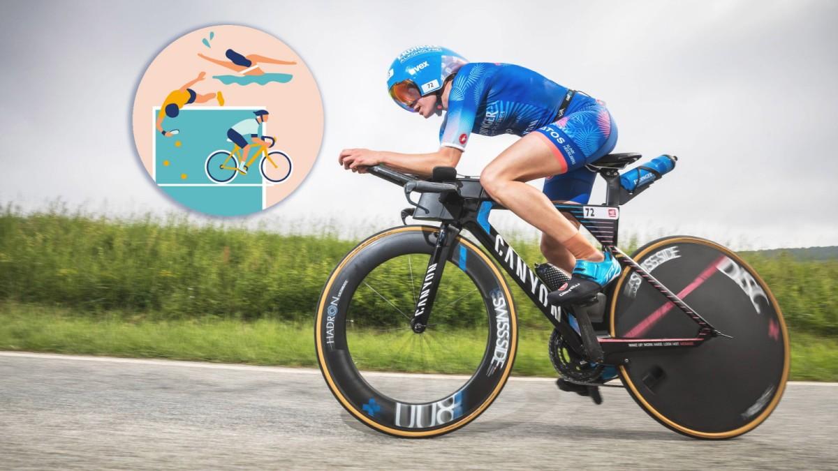 """Triathlon: """"Ich begreife jedes Rennen als Geschenk"""""""