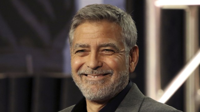 Hollywoodstar George Clooney