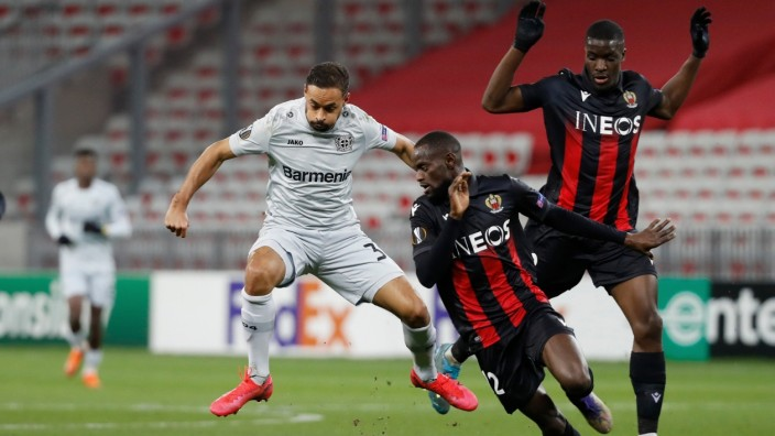 Europa League - Group C - OGC Nice v Bayer Leverkusen