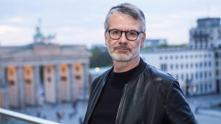 Mitgliederversammlung 2016 Durs Grünbein Mitglied der AdK Sektion Literatur Mitgliederversammlung der Berliner Akademie