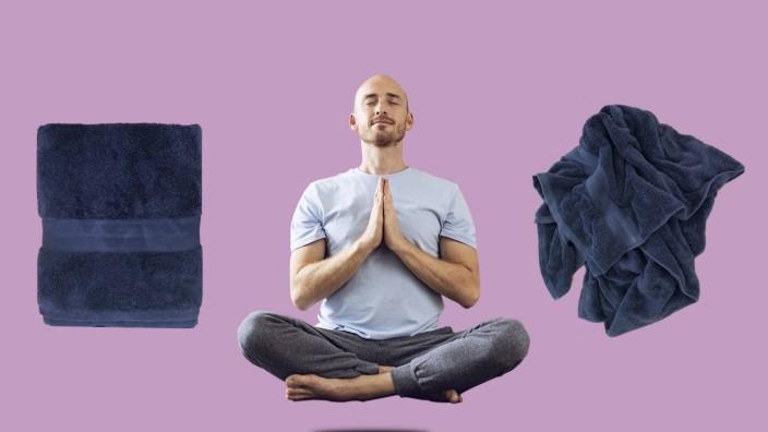Psychologie: Ruhig bleiben, auch wenn im Badezimmer wieder mal Chaos herrscht: Bei der Kritik kommt es auf den richtigen Moment an.