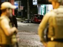 Überfälle in Brasilien: Angriff um Mitternacht