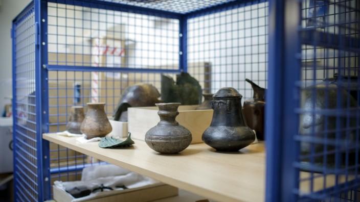 Deutsch-russische Eisenzeit-Ausstellung