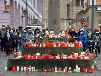 Rheinland-Pfalz: Amokfahrer von Trier fuhr mit 81 km/h durch die Fußgängerzone