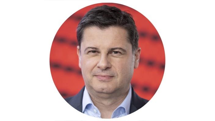 DFL: Liga-Chef Christian Seifert.