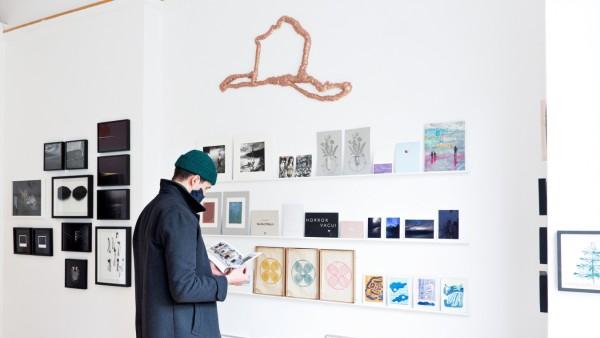 Ausstellungsraum Dia Georgenstraße 72