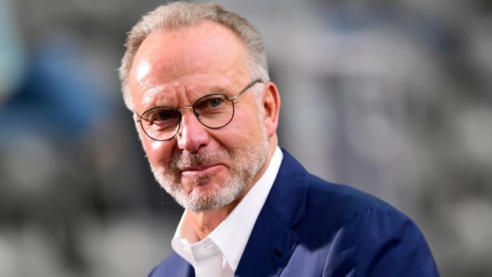 Bayern München - Karl-Heinz Rummenigge