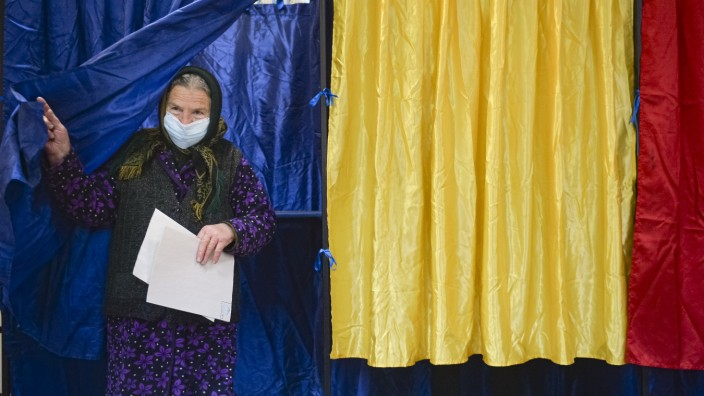 Parlamentswahl in Rumänien